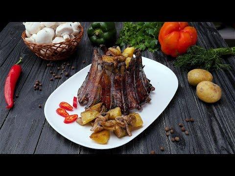 Мясная корона - Рецепты от Со Вкусом