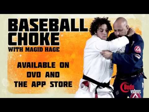 Magid Hage the Baseball Choke. Coming soon on DVD and in the App store