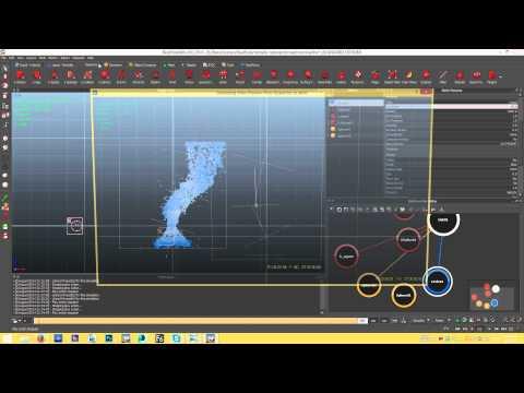 Tornado Tutorial (RealFlow - FumeFx)