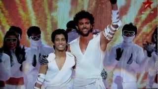Hrithik & Ankan Perform together - Just Dance Grand finale in True HD