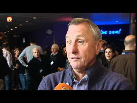 Interview: Johan Cruijff over het Cruijff-college