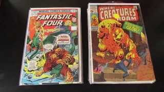 THE COLLECTION - Comic Show Haul - January 2013