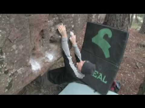 Albarracin Bouldering  - Phil Steadman