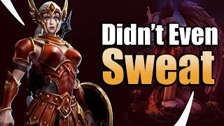 Casually Cassia - EZ Victory and Domination! Heroes of the Storm w Kiyeberries