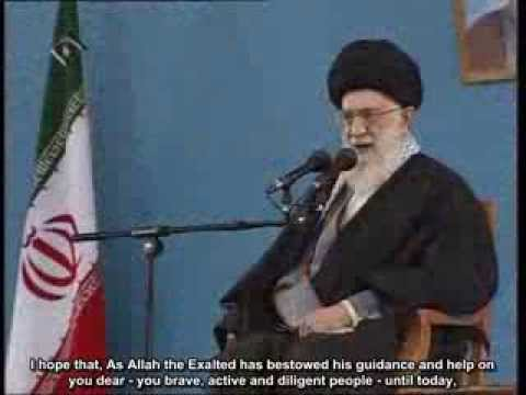 [English Sub] Speech at meeting with people of Qom Ayatullah Ali Khamenei jan 2014