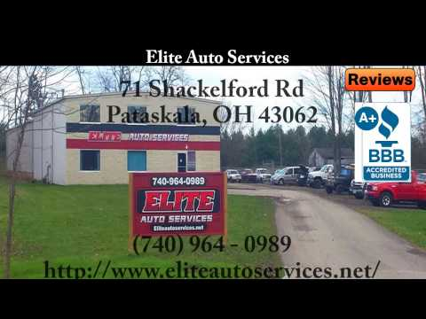 ELITE AUTO COLLISION REPAIR - PATASKALA. OHIO AUTO BODY REVIEWS