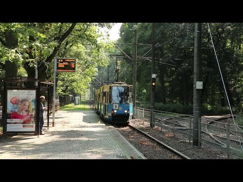 Trams In Wrocław Poland, Part II (Tramwaje We Wrocławiu)