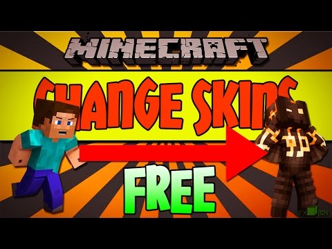 How To Change Skins FREE in Cracked/Free Minecraft! (NO PREMIUM Required) Works on MULTIPLAYER 2017!