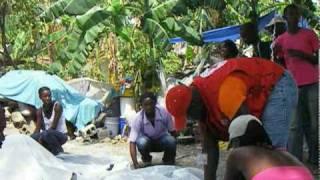 Shelterbox - Haiti - Ben Spurway