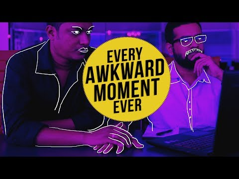 Every Awkward Moment Ever | Being Indian thumbnail
