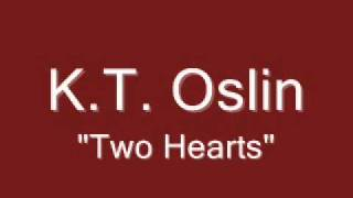 Watch Kt Oslin Two Hearts original Version video