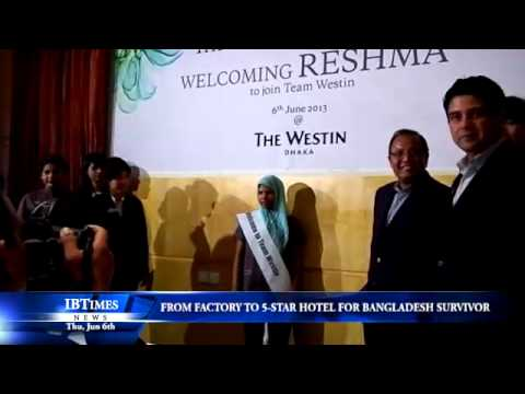 From Factory To 5-Star Hotel For Bangladesh Survivor