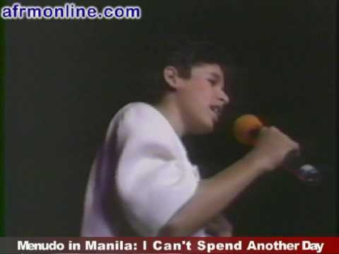 Menudo Live in Manila: Im Going Back To The Philippines (1987...