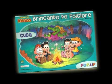 Turma da Mônica - Brincando de Folclore - Cuca