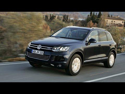 Обзор Volkswagen Touareg Hybrid
