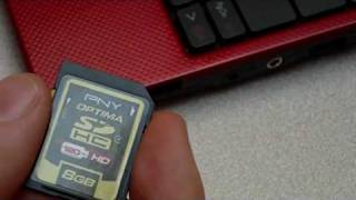 Twelpforce - Laptop Memory Card Insert