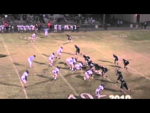 Pierce Jones Highlight Film-Crossville High School Part 1
