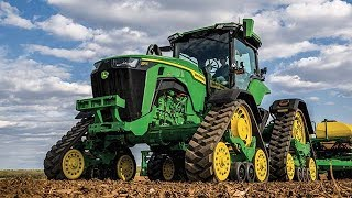 8R, 8RT, and New 8RX Tractors Walkaround - October 2019