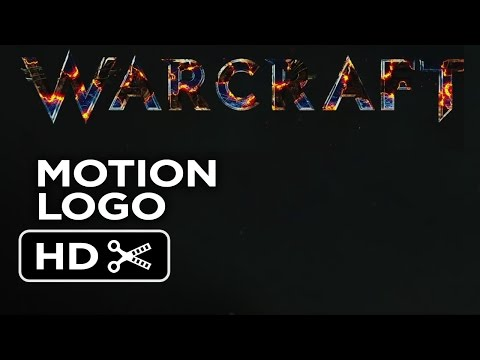 Warcraft Motion Logo (2016) - Dominic Cooper Movie HD