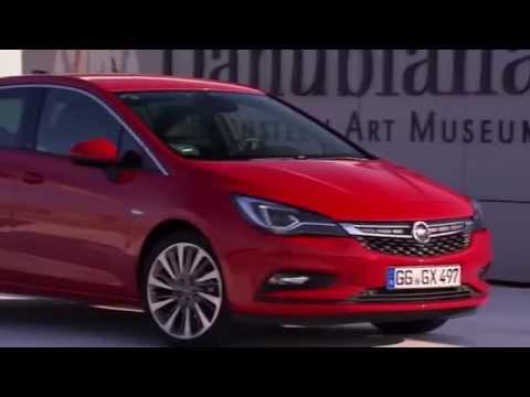Prova su strada: Nuova Opel Astra