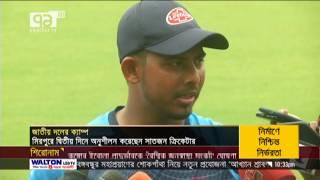 শ্রীলংকার চেয়ে বাংলাদেশের ব্যাটিং শক্ত: মোসাদ্দেক | সাইফুল রূপক | Khelajog | Sports News| Ekattor TV