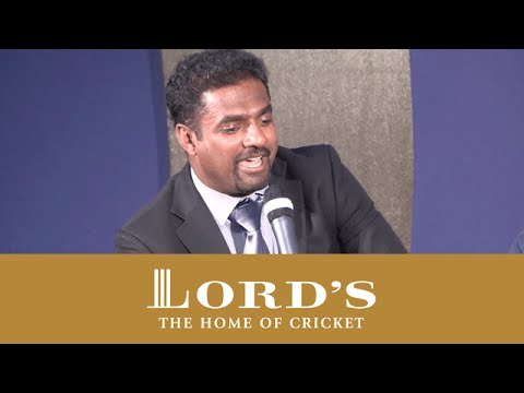 Muttiah Muralitharan on the emergence of Sri Lankan cricket | MCC vs Rest of the World Dinner