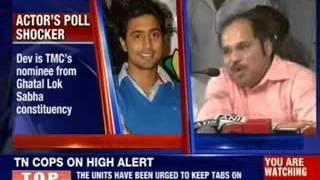Bengali actor Dev compares Lok Sabha poll frenzy to rape