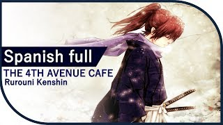 4th avenue cafe  // Samurai X ~ Ending // Female Cover Español Latino Full