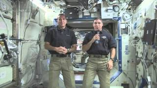 Thanksgiving Message From Stations Expedition 38 Crew