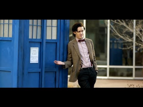 """Through Time""  A Doctor Who parody by Not Literally Productions"