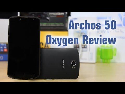 Archos 50 Oxygen Review