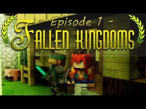 Fallen Kingdoms | Le Commencement - Ep. 1 (Gotaga & Luffy117Wright)