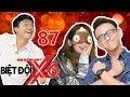 BIỆT ĐỘI X6   Tập 87   Sĩ Thanh bất ngờ bị 'trai đẹp'...bắt cóc cưỡng hôn   150917 💋 thumbnail