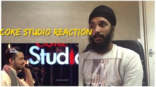 Download Atif Aslam | Tajdar-e-Haram | Coke Studio Season 8 |  Episode 1 | Reaction 3Gp Mp4