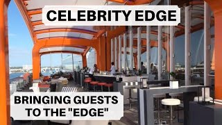 Celebrity Cruises is Bringing Guests Closer to the Ocean | Celebrity Edge's Outward Facing Design