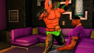 Saints Row 3: Male Strip Club