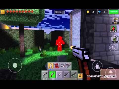 Pixel gun 3D: ¿que es eso?