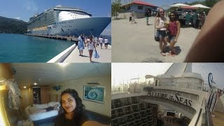 Vacation With Bestfriend 2016 | Allure of the Seas | GoPro Edit
