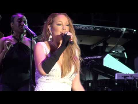 Mariah Carey Live in Jamaica