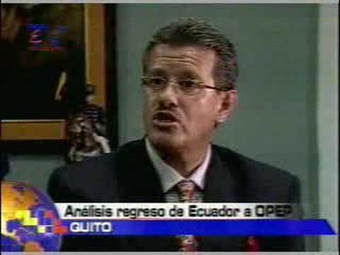 Análisis del regreso de Ecuador a la OPEP