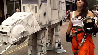 At-At Imperial Walker - Paul Saunby  Manchester Comic Con 2013