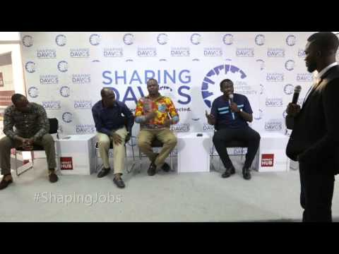 #ShapingDavos in Accra 2016 - Farmerline Alloysius Attah (4) #ShapingJobs