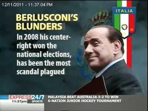 Profile: Italian Prime Minister Silvio Berlusconi
