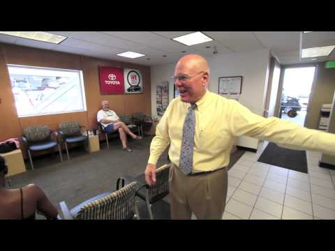 Bob Smith Toyota in La Crescenta ( meet the family )