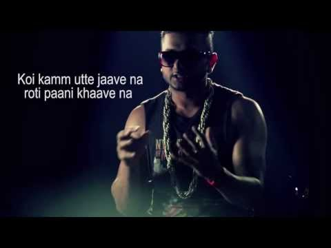 Yo Yo Honey Singh - Brown Rang  Lyrics Video Full Hd video