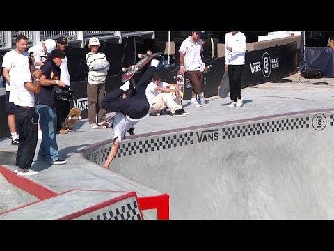 Ethernal Skate Films / Vans Park Series Montreal - Men's Prelims and Semi finals