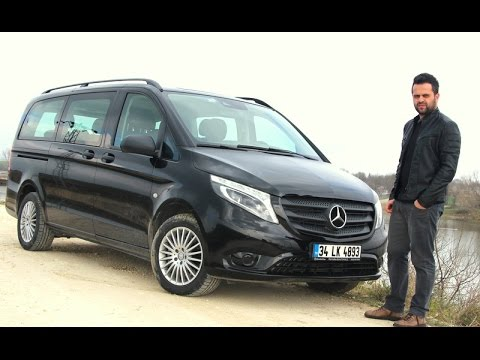 Test – Mercedes-Benz Vito 119 BlueTEC