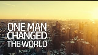 One Man Changed The World - Powerful Reminder