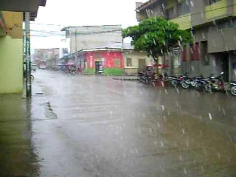 Lluvia en tarapoto