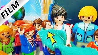 Playmobil Film deutsch FRAU CHILLIGS BABY KOMMT Geburt Chaos in der Schule Kinderserie Familie Vogel